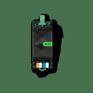 Die RS232 Extension ermöglicht Ihnen die Ansteuerung von Geräten mit einer RS232 Schnittschnelle, wie z.B.
