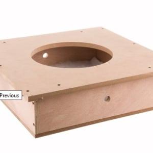 Speaker Einbaubox für abgehängte Decken