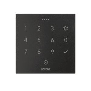 Loxone NFC Code Touch Tree anthrazit