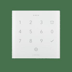 Die perfekte Zutrittslösung. Der NFC Code Touch bietet Ihnen die perfekte Lösung für Tür, Tor und Alarm. Und das bei modernstem Design.