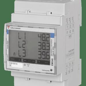 Energiezähler, Direktmessung 65A, Modbus RTU
